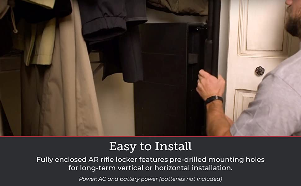 Easy to install