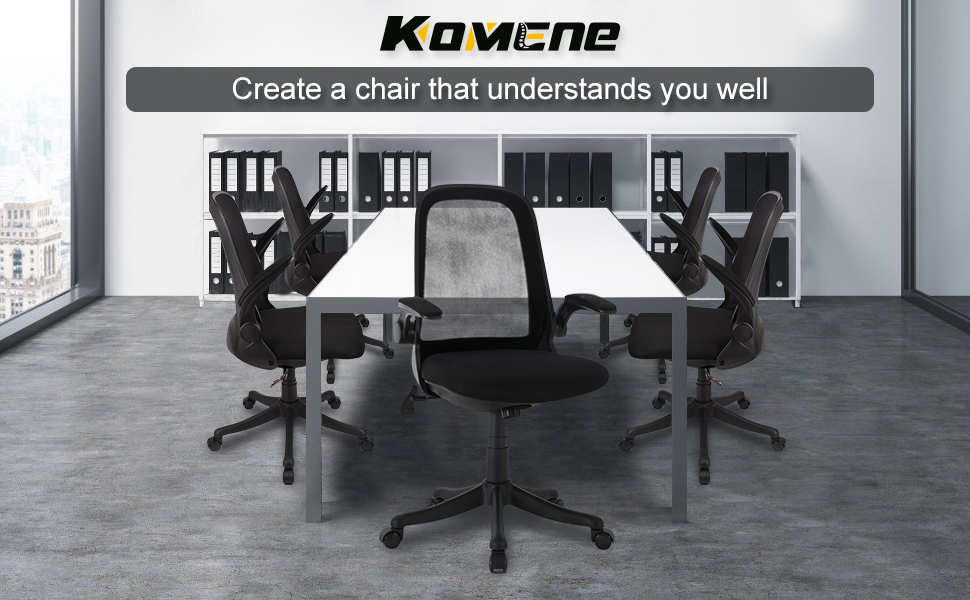 Mid-back Office Desk Chair