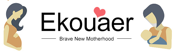 Ekouaer Maternity Pajama Pants for Women