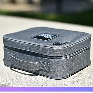 uv light sanitizer uvc sterilizer cpap cleaner sanitizing ultraviolet box phone portable uv-c