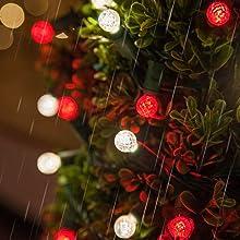 christmas lights indoor