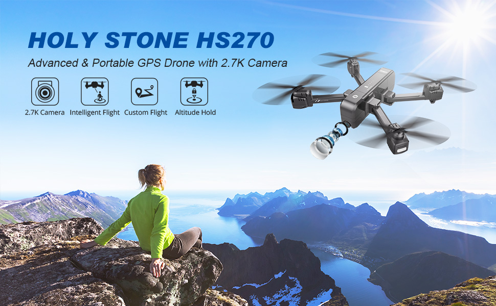 HS270 Drone