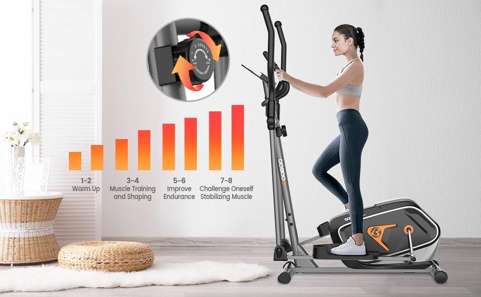 elliptical trainer machines