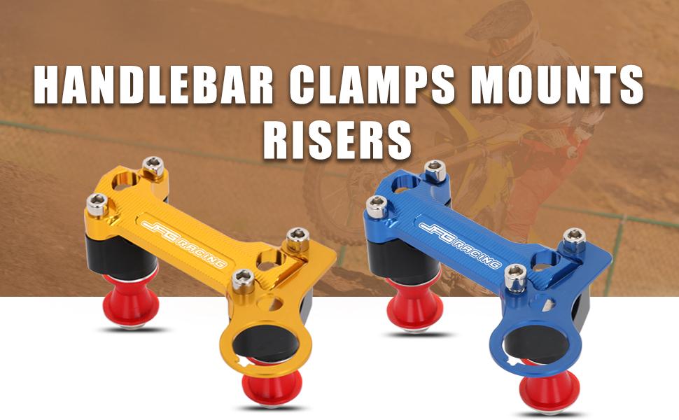 HandleBar Riser Mount Clamp