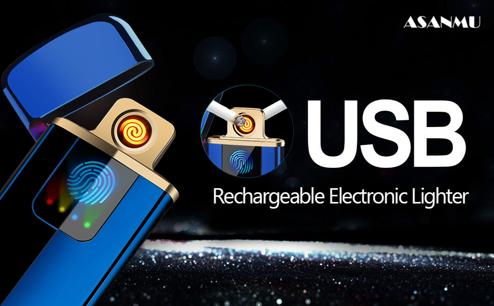 Accendino USB Ricaricabile