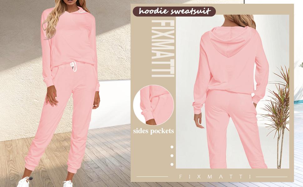 Hoodie sweatsuits