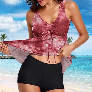 womens tankini swimsuit