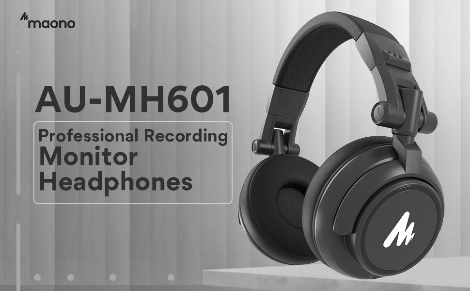 Perfessional Recording Monitor Headphones