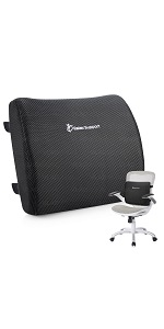 Lumbar Back Support RS5 Cushion Relax Support for Office Chair Car Sofa Confort Pain