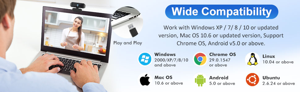 webcam for pc