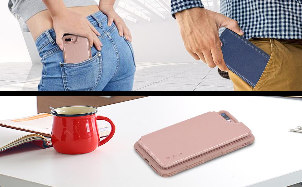 iPhone 8 plus case wallet