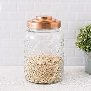 small glass jars, mason jars with handles, large glass jars, glass spice jars, candle jars