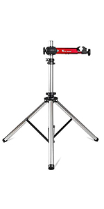 Bike Repair Stand Foldable Bicycle Repair Rack Workstand Height Adjustable Top-quality Reinforced