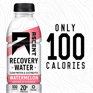 Low calorie recovery drink