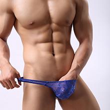 Stretch blue
