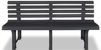 Patio Porch Chair Seat with Backrest