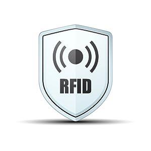 RFID Blocking Metal Card Holder Wallet