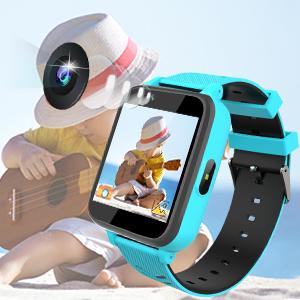 Smartwatch met camera.