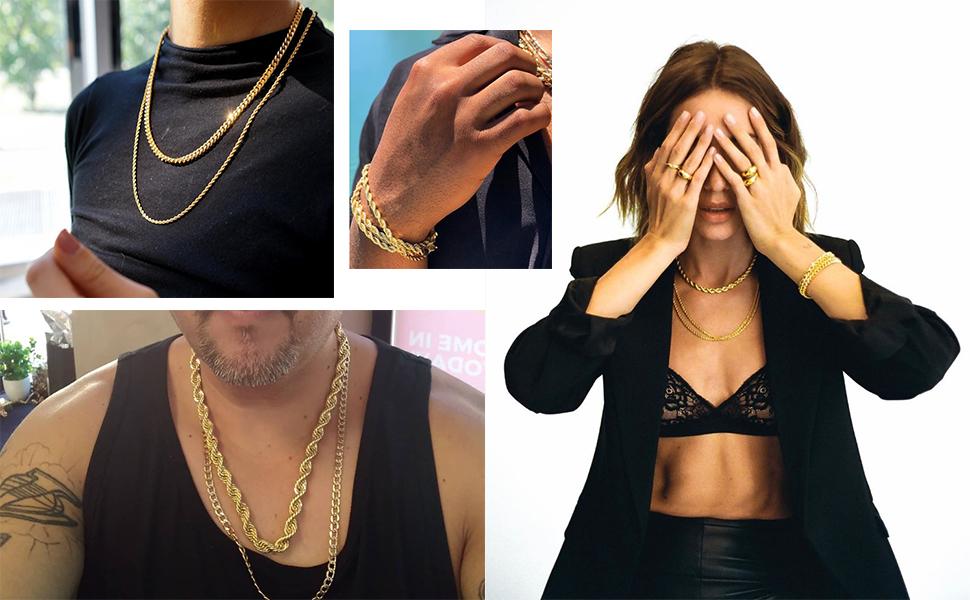 Twist Chain Necklace