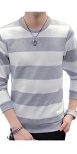 Tシャツ メンズ ボーダー 長袖 冬 おおきいサイズ 大きいサイズ 夏 白 紺 黒 青 長袖tシャツ おしゃれ スタンダード お洒落 ビジネス クールビズ 春服 大学生 韓国 休日コーデ オフィス