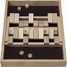 shut the box two sided