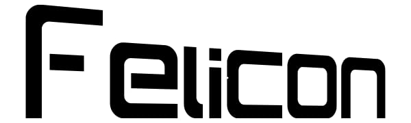 Felicon gaming keyboard and mouse and mousepad set