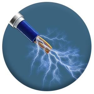 Évite d'endommager les composants électroniques