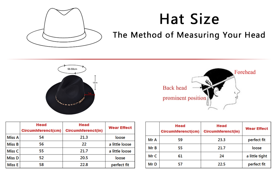 unisex jazz hat