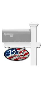 court customized wrap military curbside box exterior line license lawn lot n driveway