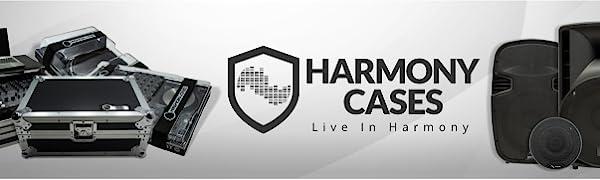 Harmony Cases HCDDJ800