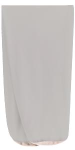 Body Pillow Cover Stylish Silky Super Soft - 85% Spandex/ 15% Nylon Blend, Beauty - Anti Wrinkle