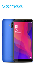 Vernee M6 Teléfono Móvil Android, Pantalla 5.7 Pulgadas, 3300 mAh ...