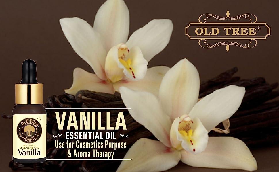 vanila oil
