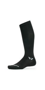 Swiftwick Aspire Twelve Black Socks