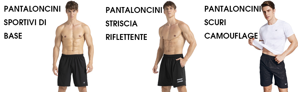 WHCREAT Pantaloncini da Running Uomo con Tasche con Cerniera per Allenamento in Palestra Sportiva 4d35d171 571d 4d33 84d5 bc204da6d484. CR0,0,970,300 PT0 SX970 V1