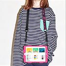 iPad 7th Generation Case with Detachable Shoulder Strap