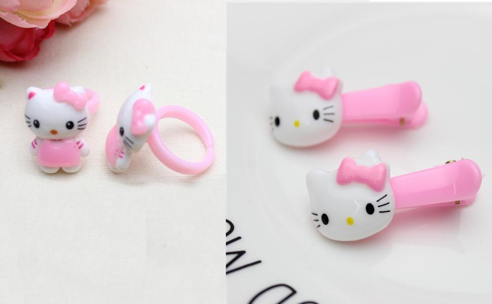 Hello kitty ring