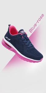 blue rose womens sneakers