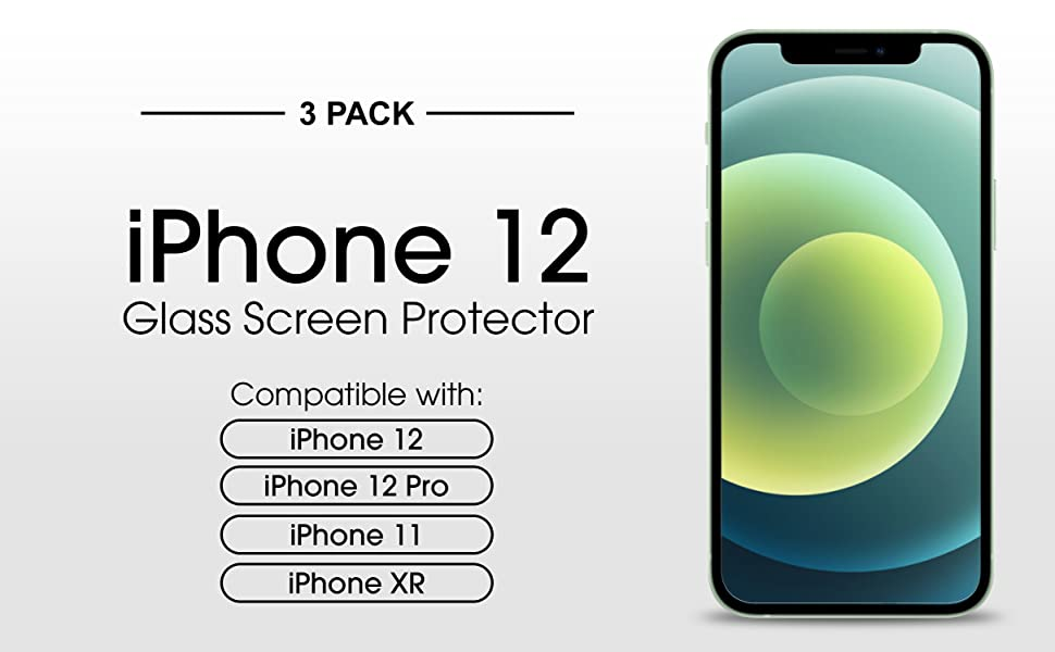 iPhone 12 Screen Protector