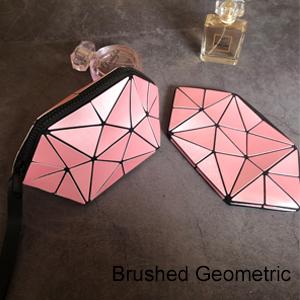 Brushed Geometric Series