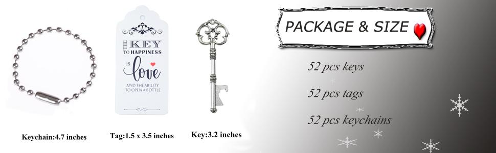 key bottle opener gift key bottle opener gold key bottle opener party favor key bottle opener silver