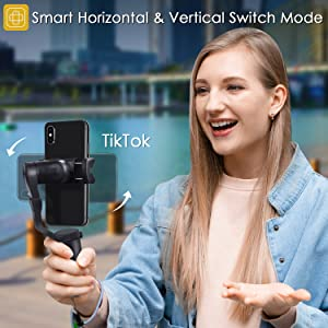 Auto-switch for selfie photo