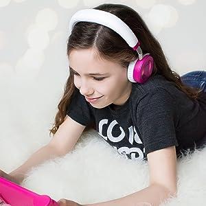 Pink JJ Aurora iPad