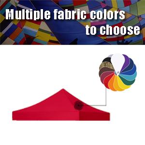 tent colors choose
