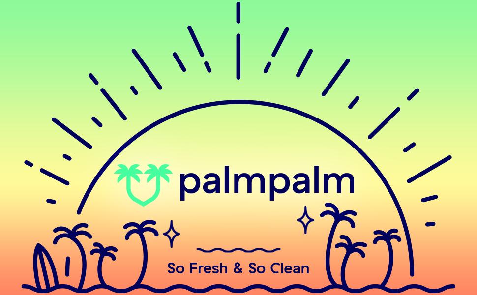 palmpalm so fresh so clean