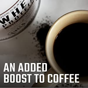 An added boost to coffee