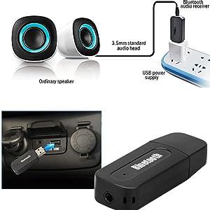 Car Bluetooth Audio Bluetooth Audio Receiver