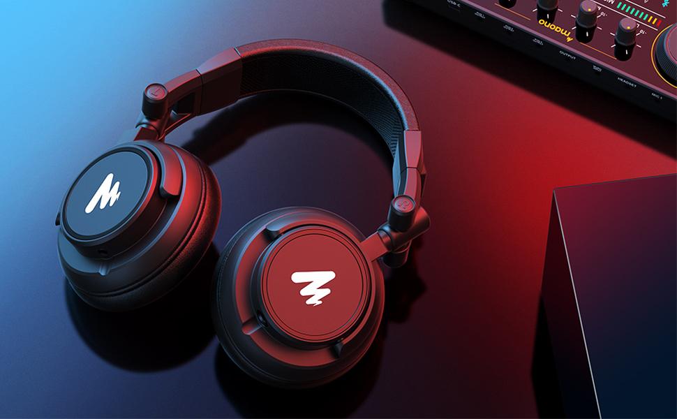 professional recording monitor headphones