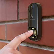 Press doorbell Camera