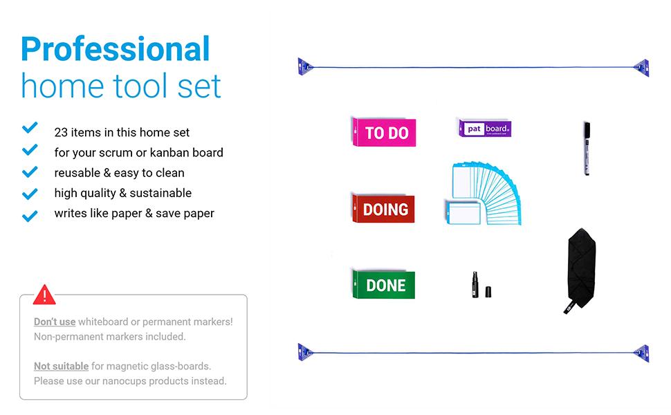 contains home tool set items